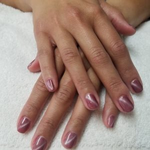 nail design rose